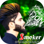 Smoke photo editor Apk