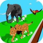 Animal Transform Race MOD Apk