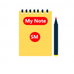 SM Notepaid Black Color APK